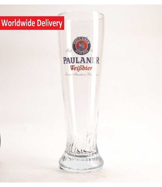 GLAS l-------l Paulaner Beer Glass - 50cl (DE)