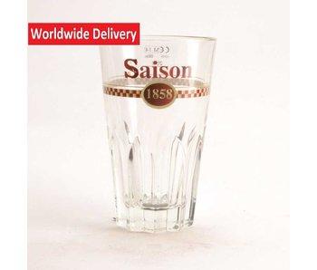 Saison 1858 Beer Glass - 33cl