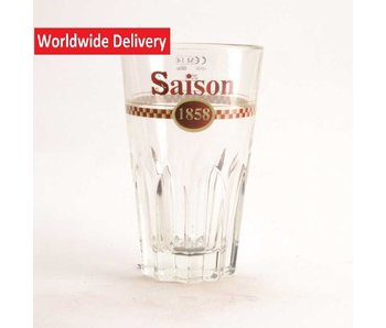 Saison 1858 Beer Glass - 33cl