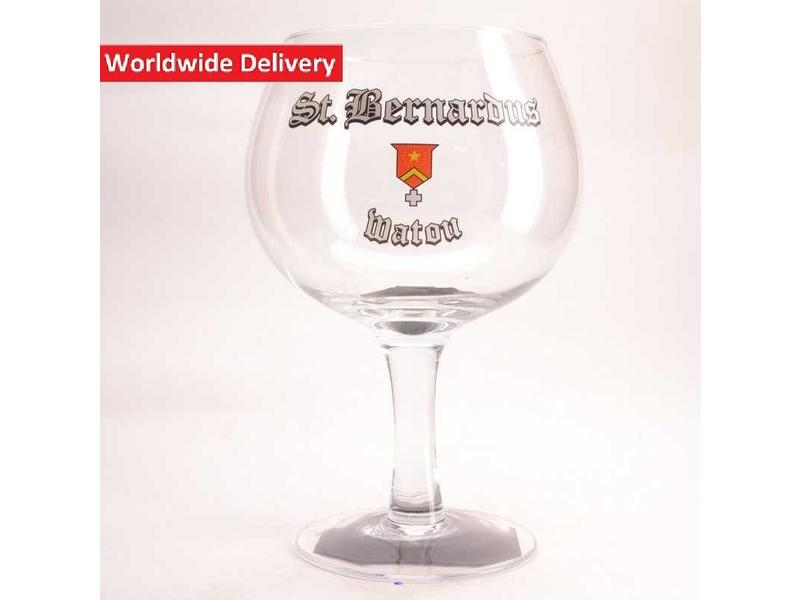 St Bernardus Big Beer Glass