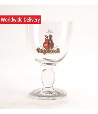 GLAS l-------l Stift Engelszell Beer Glass - 25cl (AT)
