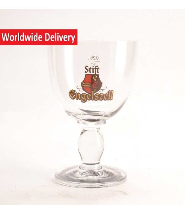 Stift Engelszell Beer Glass - 25cl (AT)