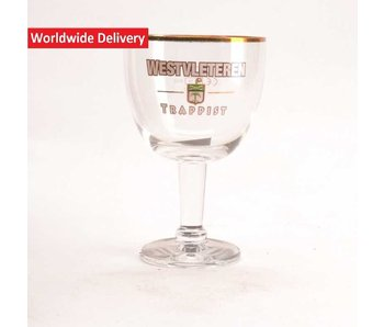 Westvleteren Trappist Beer Glass - 33cl