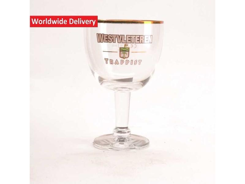Mag WESTVLETEREN // Westvleteren Trappist Beer Glass