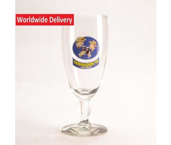Vanderghinste Oud Bruin Beer Glass - 25cl