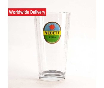 Vedett Cup Beer Glass - 33cl