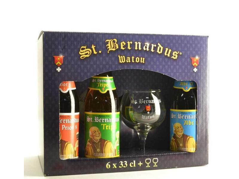MG St Bernardus Gift Pack