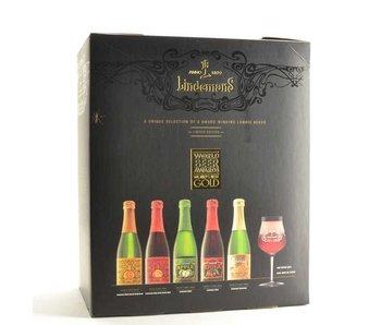 Lindemans Bier Geschenk (5x37.5cl + gl)