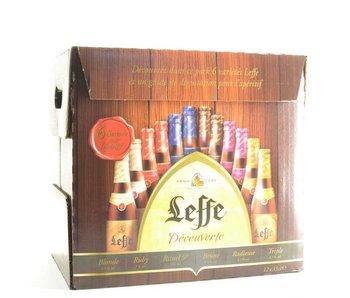 Coffret cadeau Leffe (12x33cl)