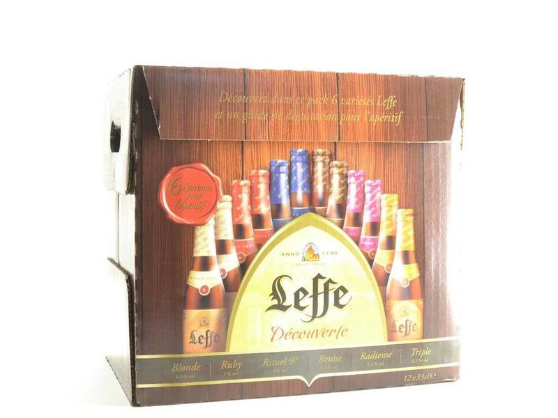 MG / STUK Leffe Bier Geschenk