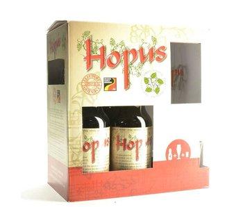 Hopus Bier Geschenk (4x33cl + 2xgl)