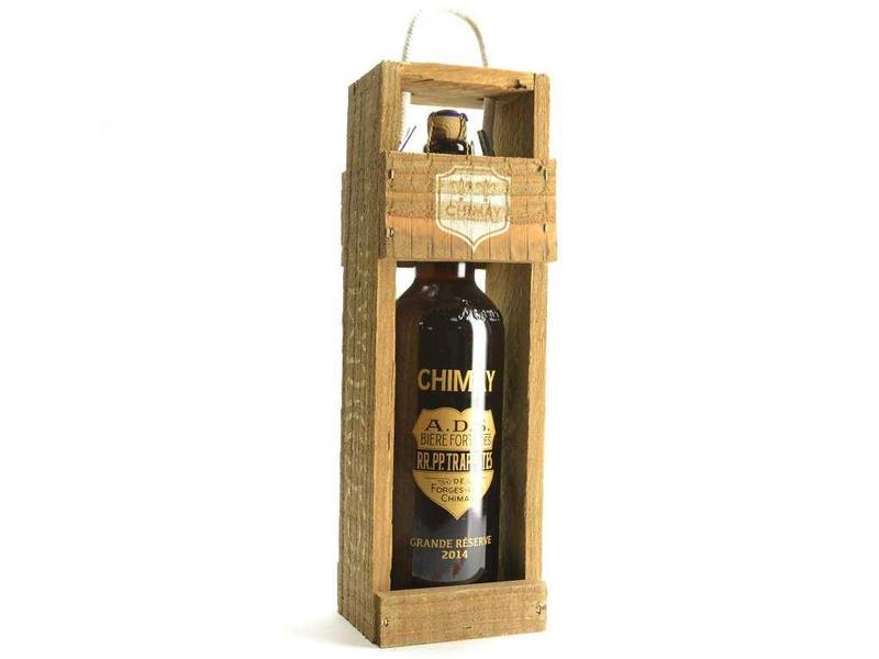 MG / STUK Coffret cadeau Chimay Special
