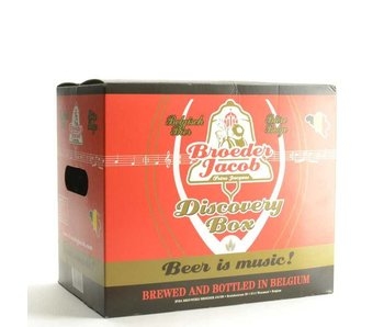 Broeder Jacob Gift Pack (6x33cl)