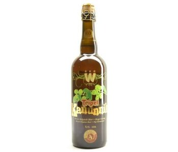 Wilderen Tripel Kannunik - 75cl