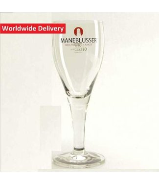 GLAS l-------l Maneblusser Bierglas - 33cl