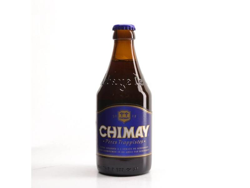 A Chimay Blauw (Grande Reserve)
