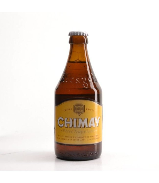 MAGAZIJN // Chimay White (Tripel - Cinq Cents) - 33cl