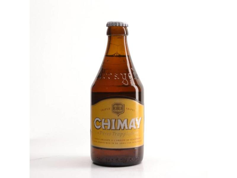 MAGAZIJN // Chimay White (Tripel - Cinq Cents)