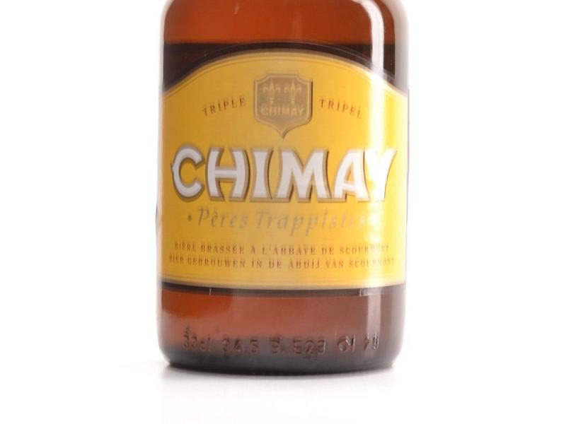 MAGAZIJN // Chimay Weiss (Tripel - Cinq Cents)