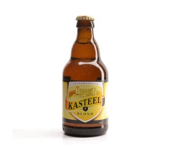 Kasteelbier Blond - 33cl