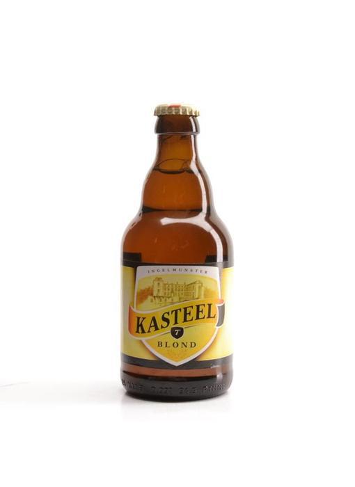 Kasteelbier Blond - 33cl