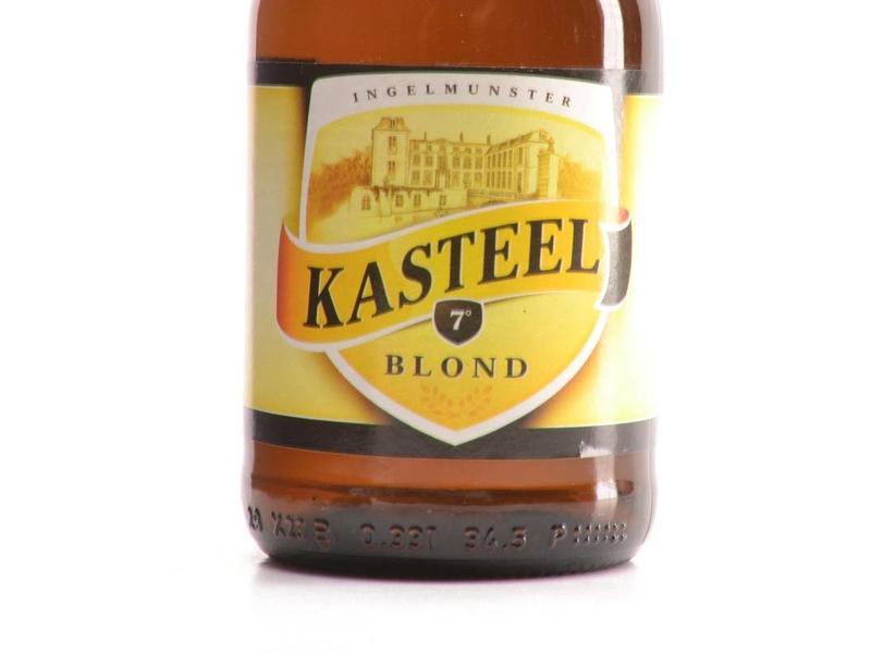 WA / FLES Kasteelbier Blond