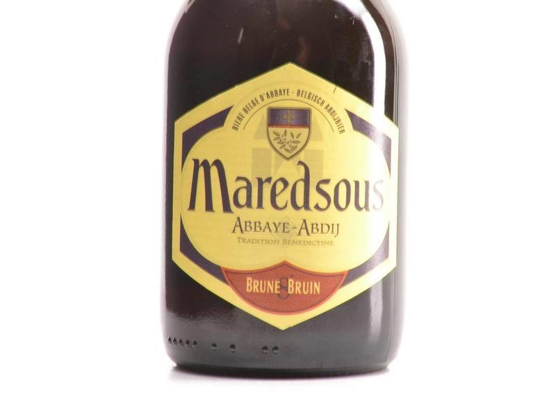 Mag // Maredsous Brown
