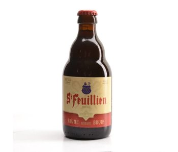 St Feuillien Brune - 33cl
