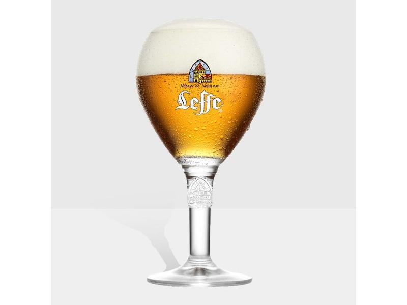 MD Neues Leffe Glas
