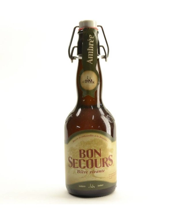 Bon Secours Ambree - 33cl