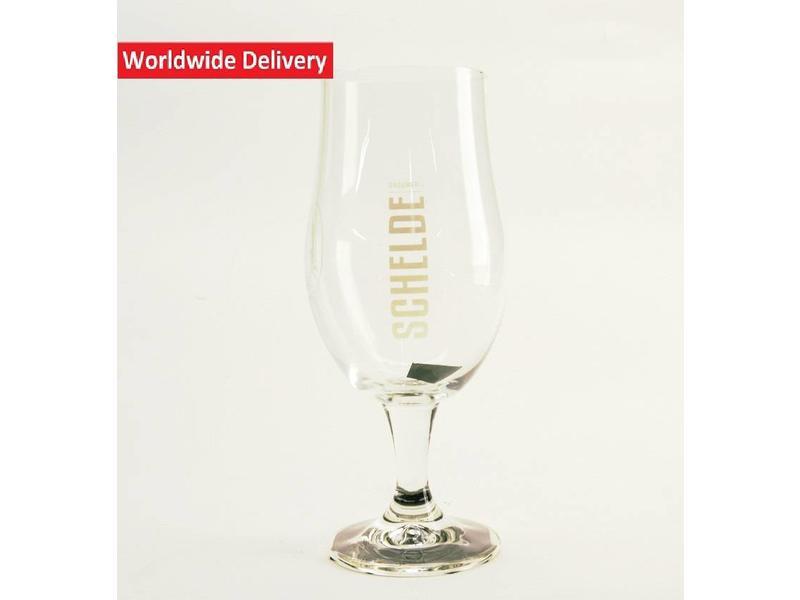Scheldebrouwerij Beer Glass