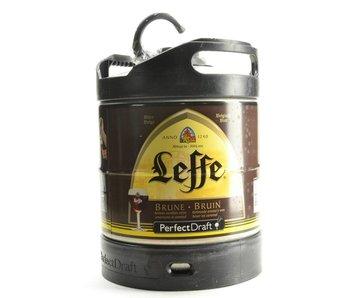 Leffe Brune Fut de Biere Perfect Draft 6l
