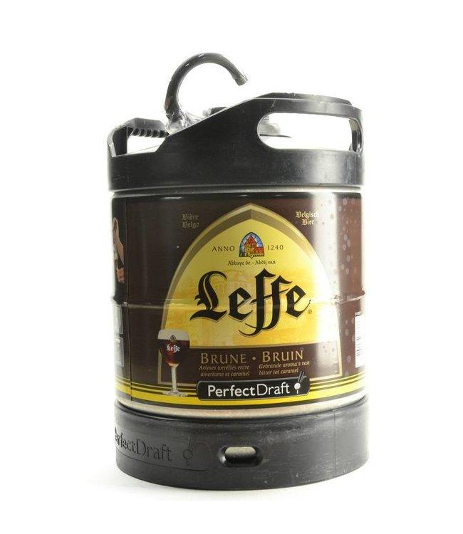 Leffe Bruin Perfect Draft vat - 6l
