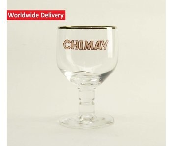 Trappist Chimay Tasting Verre a Biere 15cl