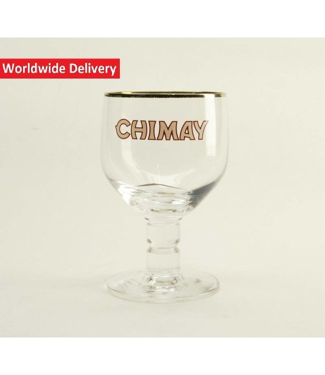 Trappist Chimay Tasting Beer Glass 15cl