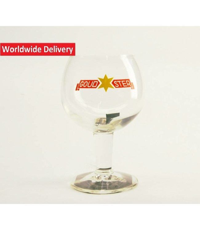 Goud Ster Beer Glass 33cl