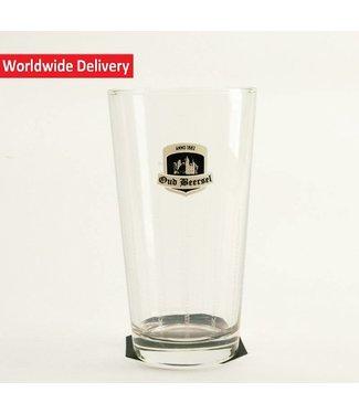 GLAS l-------l Oud Beersel Beer Glass 33cl