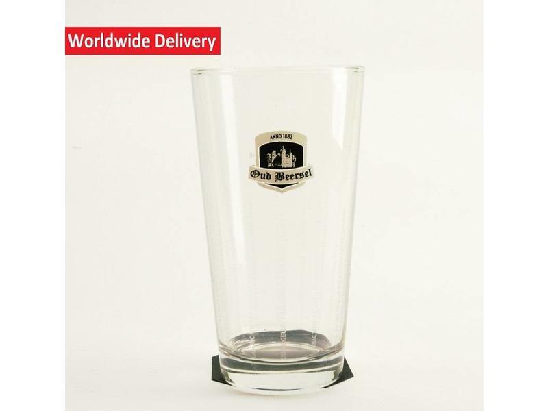 Oud Beersel Beer Glass 33cl