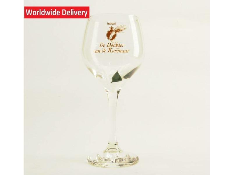 WD / STUK De Dochter van de Korenaar Beer Glass 33cl