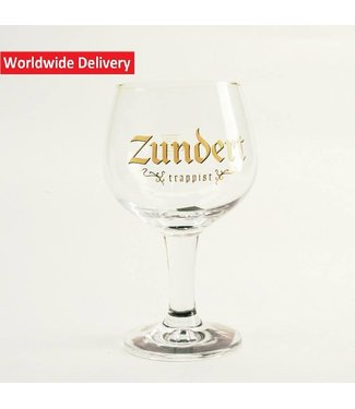 GLAS l-------l Trappist Zundert Beer Glass 33cl