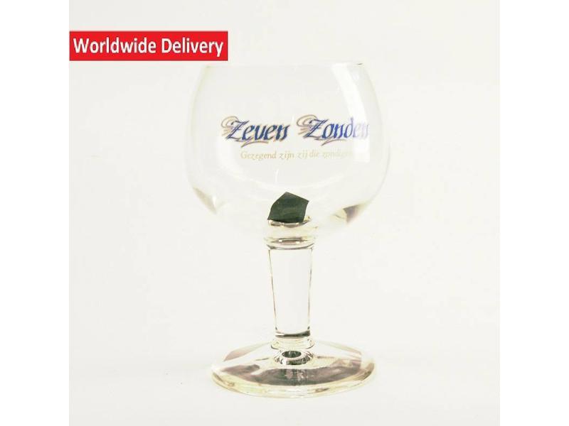 Zeven Zonden Beer Glass 33cl