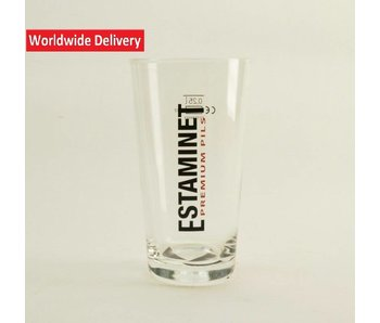 Estaminet Beer Glass 25cl