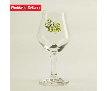 Green Killer Bierglas 25cl