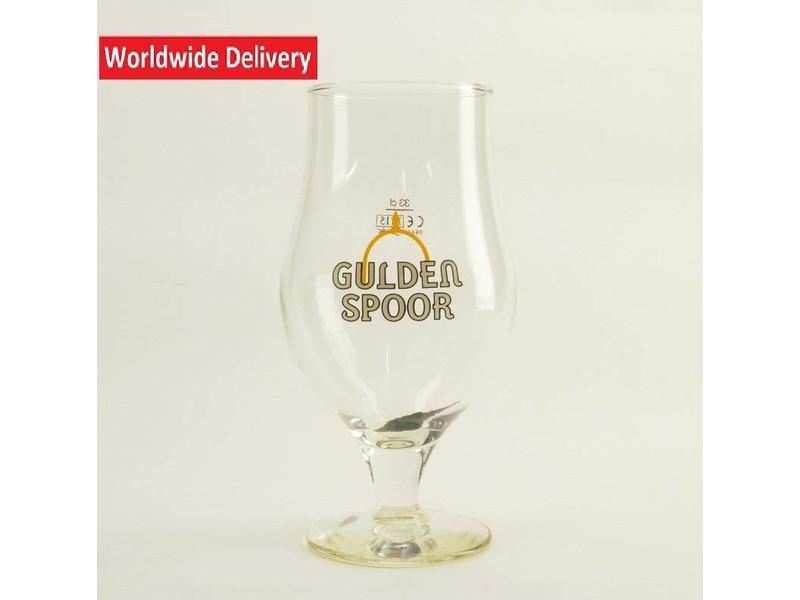 Gulden Spoor Beer Glass 33cl