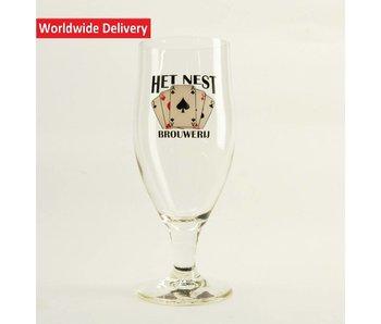 Het Nest Beer Glass 33cl