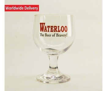 Waterloo Beer Glass 33cl