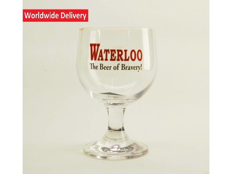 Waterloo Bierglas 33cl