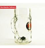 WD Paulaner Beer Glass 1l