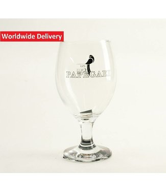 GLAS l-------l Papegaei Beer Glass 25cl