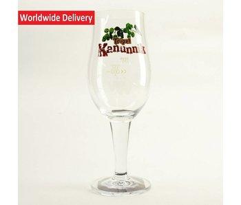 Tripel Kanunnik Beer Glass - 33cl